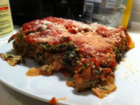 Vegetarian Lasagna