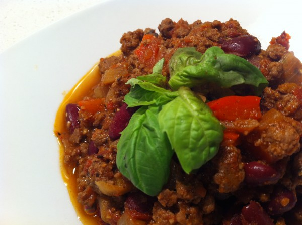 Read more about the article Beef & Bean Chilli Verde