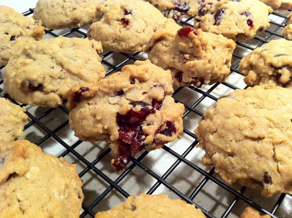 Read more about the article Oatmeal Raisin Cookies