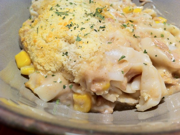 Read more about the article Tuna Noodle Casserole