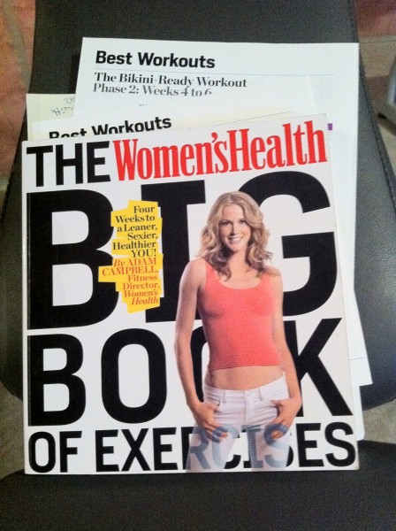 Read more about the article The Women's Health Big Book of Exercises