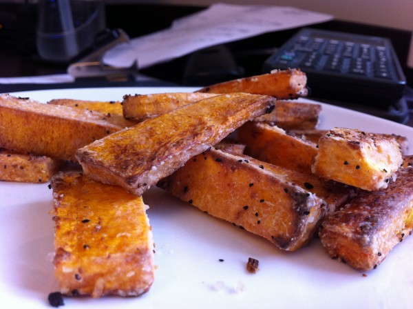 Read more about the article Butternut Squash Crispy Fries