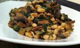 Braised Mushroom Ragout