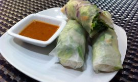 Vietnamese Fresh Rolls