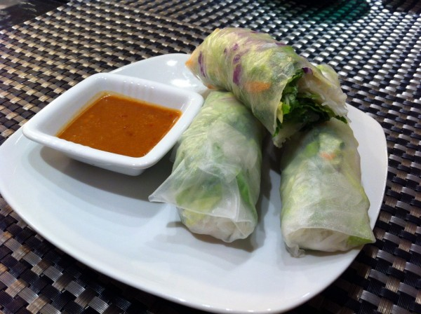 Vietnamese Fresh Roll