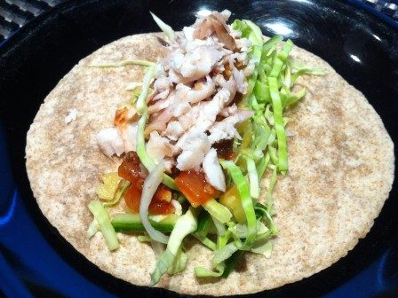 Read more about the article Snapper Fish Burritos