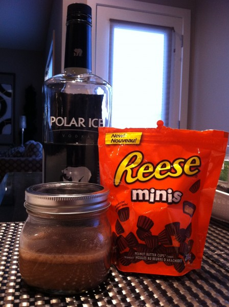 Read more about the article Reese Peanut Butter Vodka
