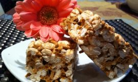 Peanut Butter Puff Treats
