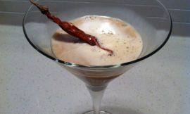 Spicy Chocolate Martini