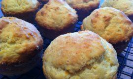 Zesty Orange Muffins