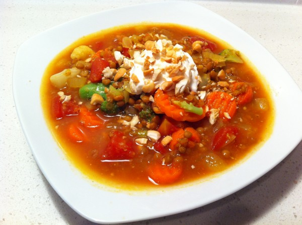 Read more about the article Simple Lentil Curry