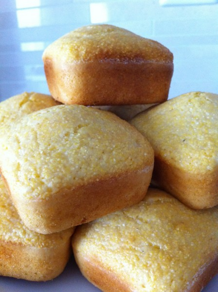Read more about the article Low Fat Cornmeal Muffins