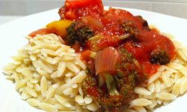 Orzo Vegetarian Pasta