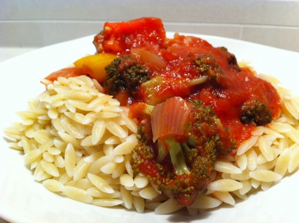 Read more about the article Orzo Vegetarian Pasta