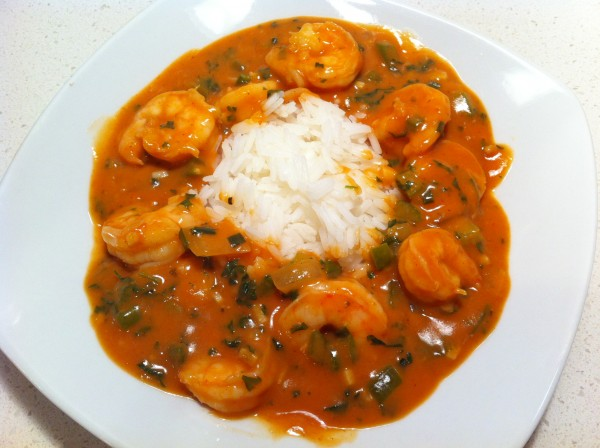 Shrimp Etouffee » Crazy Girl Eats