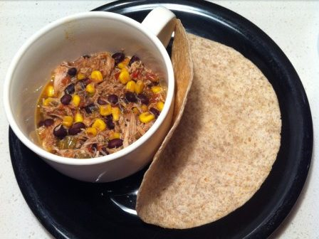 Read more about the article Crock Pot Mexican Chicken Tortillas