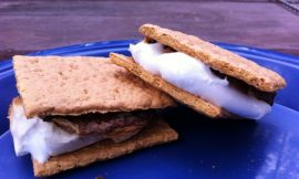 Chocolate Mint S'Mores
