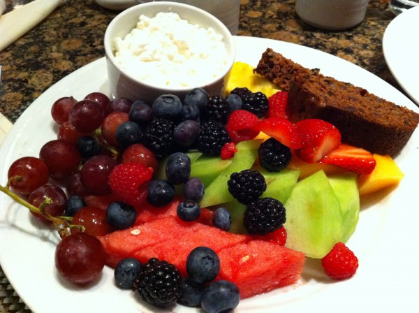 Read more about the article Vacation Breakfast