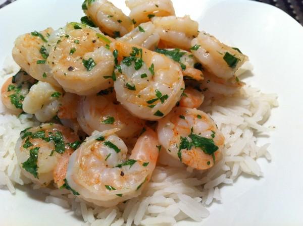 Read more about the article Cilantro Garlic Shrimp