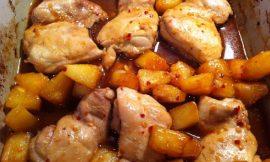 Pineapple Chicken