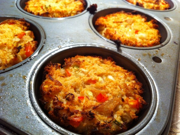Read more about the article Baked Crab Cakes