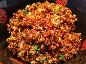 Jalapeño Quinoa