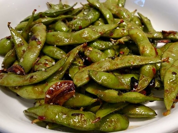 Read more about the article Spicy Edamame
