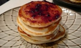 Weight Watchers 1 Point Pancakes