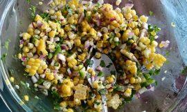 Corn Jalapeño Salad