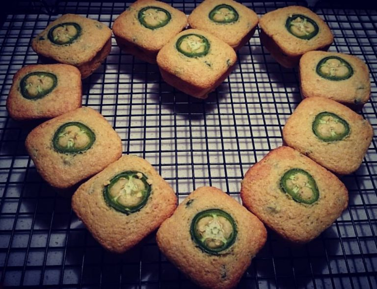 Read more about the article Low Fat Jalapeño Cornbread