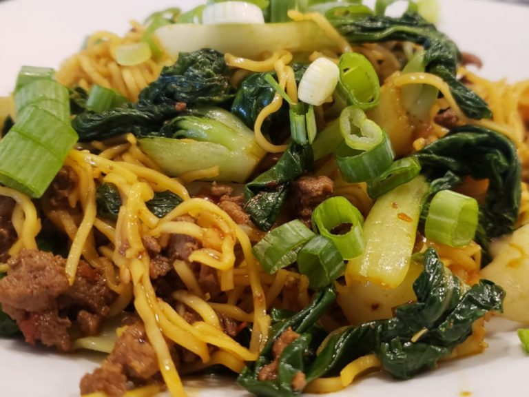 Read more about the article Beef Chow Mien Noodles