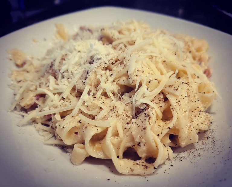 Read more about the article Homemade Carbonara Pasta