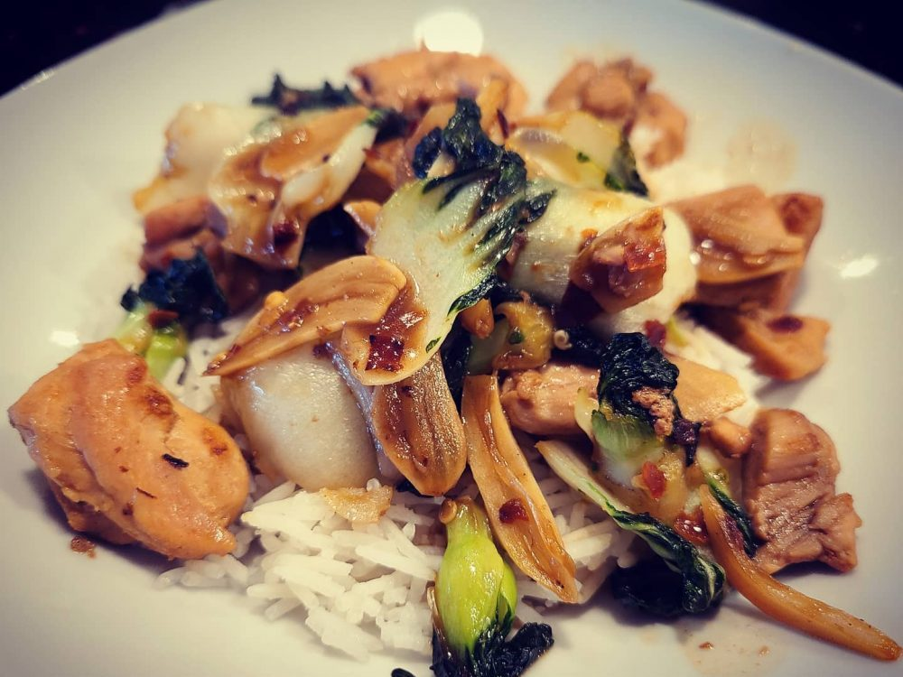 Read more about the article Chicken Bok Choy